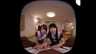 Japanese XXX :JVRpornHave Fun with Two Japanese Girls